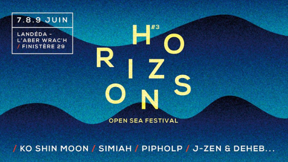 horizon open sea